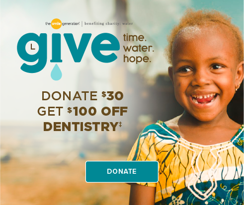 Donate $30, Get $100 Off Dentistry - Hickory Creek Dental Group and Orthodontics