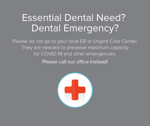 Essential Dental Need & Dental Emergency - Hickory Creek Dental Group and Orthodontics