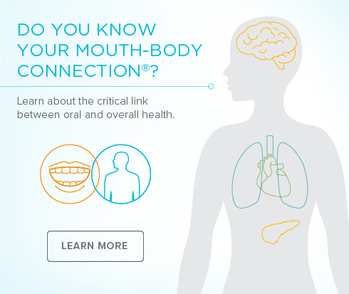 Hickory Creek Dental Group and Orthodontics - Mouth-Body Connection